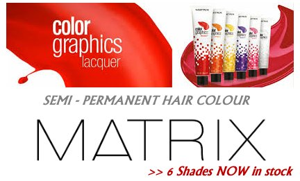 Matrix Color Graphics range now in stock