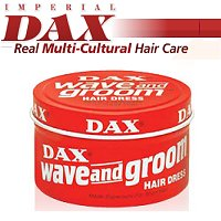 DAX hair products...