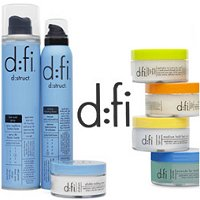 DFI hair products...