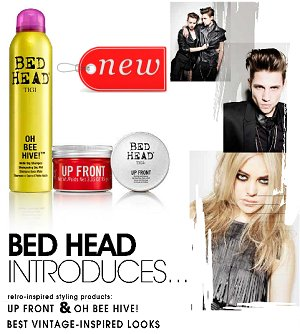 Find out more about TIGI Bed Head HERE...