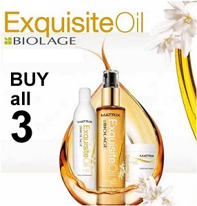 Matrix Biolage - Exquisite Oil A TRIO