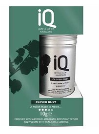 IQ Intelligent Haircare Styling - Clever Dust