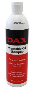 Dax Vegetable Oil Shampoo - 14oz
