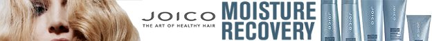 Joico Moisture Recovery Banner