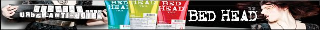 Tigi Bed Head Urban Antidotes Banner