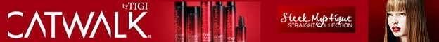 Tigi Catwalk Sleek Mystique Banner